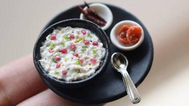 दही भात खाण्याचे ५ आरोग्यदायी फायदे