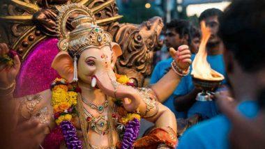 Ganesh Chaturthi 2021: गणेश चतुर्थी निमित्त पश्चिम रेल्वेकडून नागरिकांना शुभेच्छा