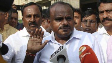 The Accidental Prime Minister : 'द अॅक्सिडेंटल चीफ मिनिस्टर' म्हणून कुमार स्वामी यांची भाजपकडून  खिल्ली