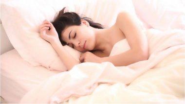 शांत झोपेसाठी नक्कीच फायदा होईल या छोट्या छोट्या गोष्टींचा
