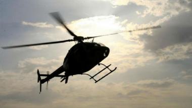 पाकिस्तानच्या हेलिकॉप्टरची जम्मू-काश्मिरच्या पुंछमध्ये घुसखोरी, पाहा व्हिडिओ