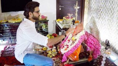 गणेशोत्सव 2018 : बॉलिवूड सेलिब्रेटींचा यंदाचा बाप्पा !