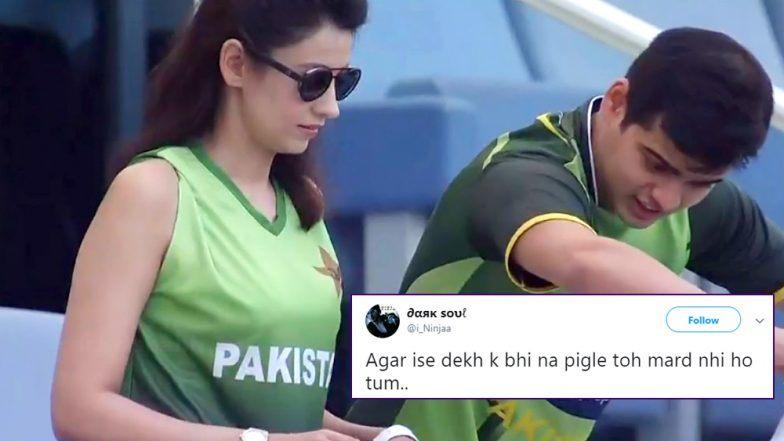 एशिया कप 2018 : क्रिकेट चाहत्यांना वेड लावणारी 'ती' पाकिस्तानी तरूणी नेमकी कोण ?