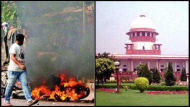सर्वोच्च न्यायालयाकडून कोरेगाव - भीमा, शबरीमाला प्रकरणी आज निर्णय?