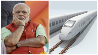 पंतप्रधान नरेंद्र मोदींच्या स्वप्नाला तडे; महत्वाकांक्षी बुलेट ट्रेनला जपानकडून ब्रेक