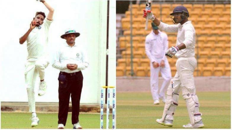 वेस्ट इंडिज टेस्ट सिरीजसाठी भारतीय संघ जाहीर ; मयंक आणि सिराजला संधी