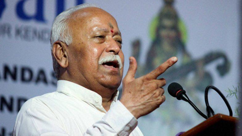 लोकसभा निवडणुकीनंतर राम मंदिर बांधकामास सुरुवात: मोहन भागवत