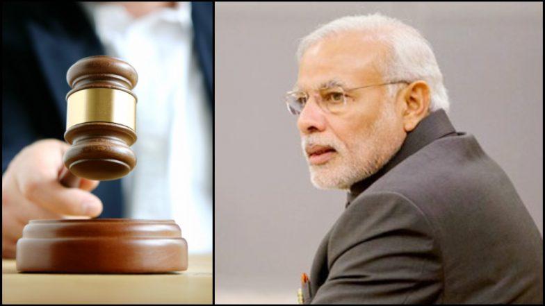 पंतप्रधान नरेंद्र मोदींना न्यायालयाचा दणका; सरकारी घरांमधून प्रतिमा हटविण्याचे आदेश