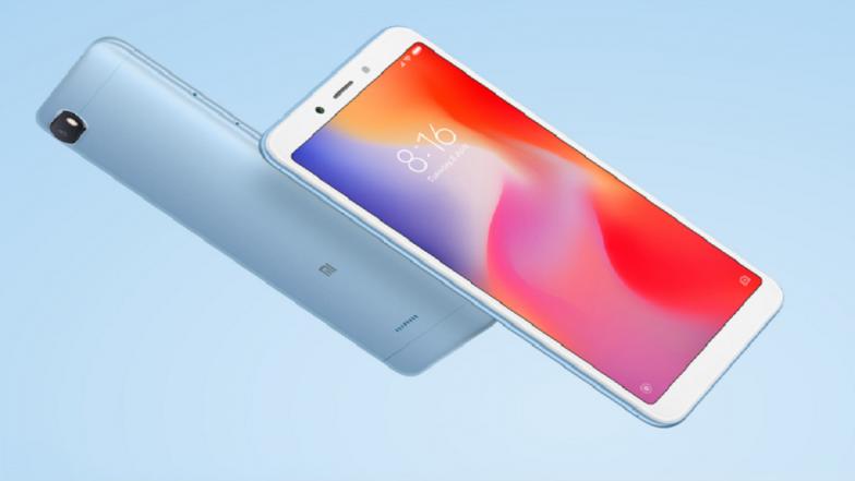 Xiaomi Redmi 6A चा आजपासून सेल ; जाणून घ्या फिचर्स आणि किंमत