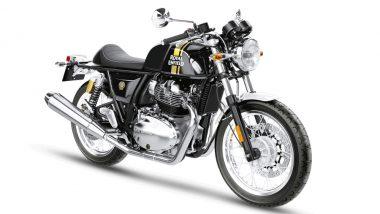 Royal Enfieldची 650cc वाली नवी कोरी बाईक धावणार तब्बल 160 च्या स्पीडने