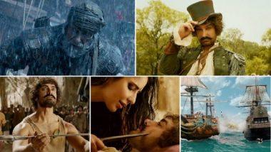Thugs Of Hindostan Trailer : बॉक्स ऑफिसवर सर्व रेकॉर्ड तोडण्यासाठी सज्ज अमिताभ, आमिर यांचा 'हा' सिनेमा