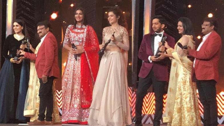 फिल्मफेअर मराठी पुरस्कार 2018 :  अमेय वाघ, सोनाली कुलकर्णी, मिथिला पालकर, अभिनय बेर्डेने पटकावला सर्वोत्कृष्ट अभिनेत्याचा मान