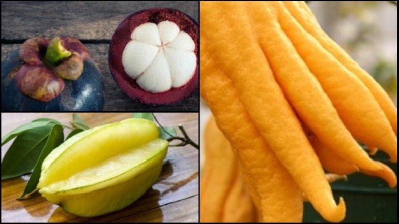 तुम्हाला माहिती आहे का? केवळ भारतातच मिळतात ही फळं...