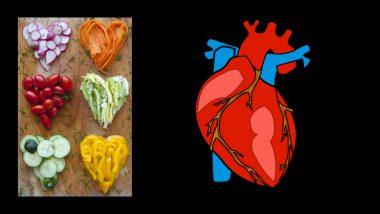 World Heart Day: हृदयाला तंदुरुस्त ठेवण्यासाठी आरोग्यदाई खुराक