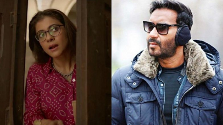Viral Post : अजय देवगणने चुकून शेअर केला काजोलचा मोबाईल नंबर....