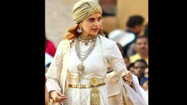 Photo : कंगणा रानौतच्या 'मणिकर्णिका'चा टीझर 'या' दिवशी येणार प्रेक्षकांच्या भेटीला !