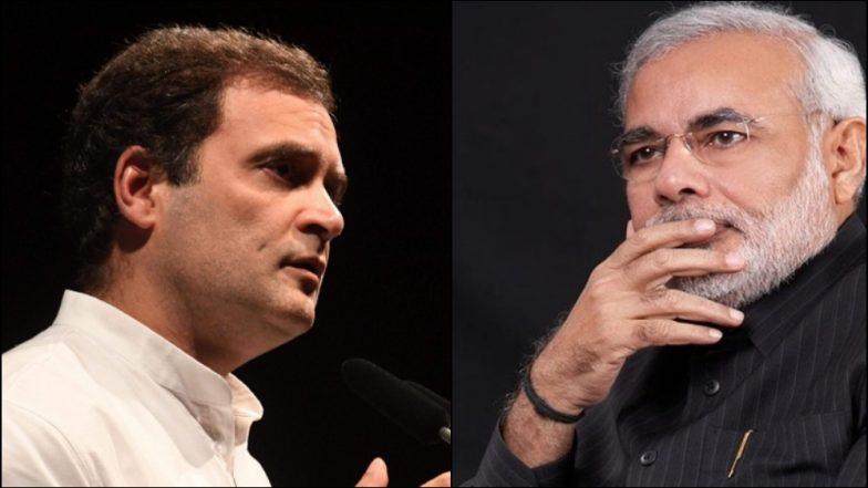 'गली-गली में शोर है, हिंदुस्तान का चौकीदार चोर है'; राहुल गांधींचा जबरदस्त वार