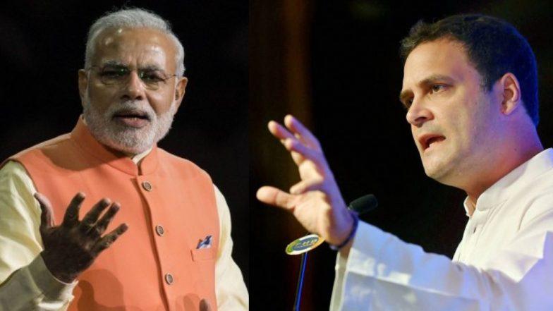 सन २०१९: राहुल गांधी देणार मोदींना टक्कर पण, या आहेत अडचणी
