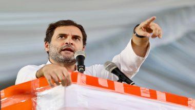 Lok Sabha Elections 2019: राहुल गांधी लोकसभा निवडणुक दोन मतदार संघातून लढवणार, काँग्रेस पक्षाकडून अधिकृत घोषणा