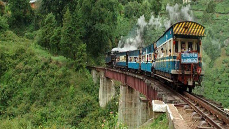 हनिमूनसाठी या ब्रिटीश जोडप्याने भारतात बुक केली अख्खी ट्रेन
