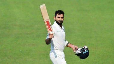 क्रिकेटपटू विराट कोहलीला राजीव गांधी खेलरत्न पुरस्कार 2018 प्रदान
