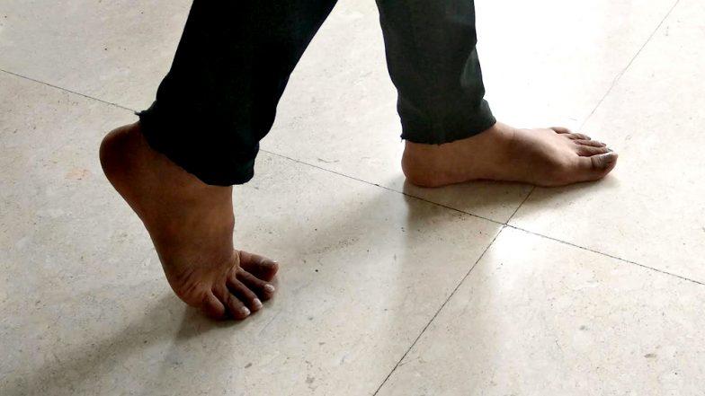 नवरात्रोत्सव 2018 : अनवाणी चालण्याचे व्रत करताना 'अशी' घ्या पायांची काळजी !