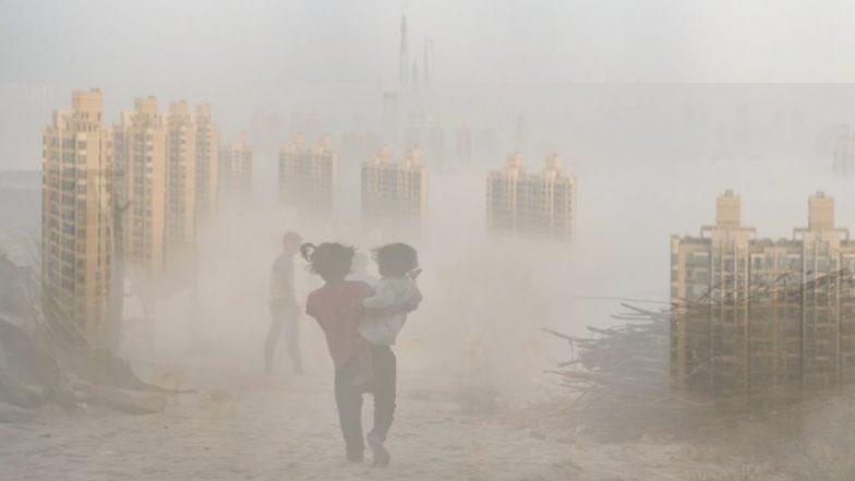 भारतात केवळ वायू प्रदुषणामुळे तब्बल १ लाख बालकांचा मृत्यू; जागतिक आरोग्य संघटनेचा धक्कादायक अहवाल