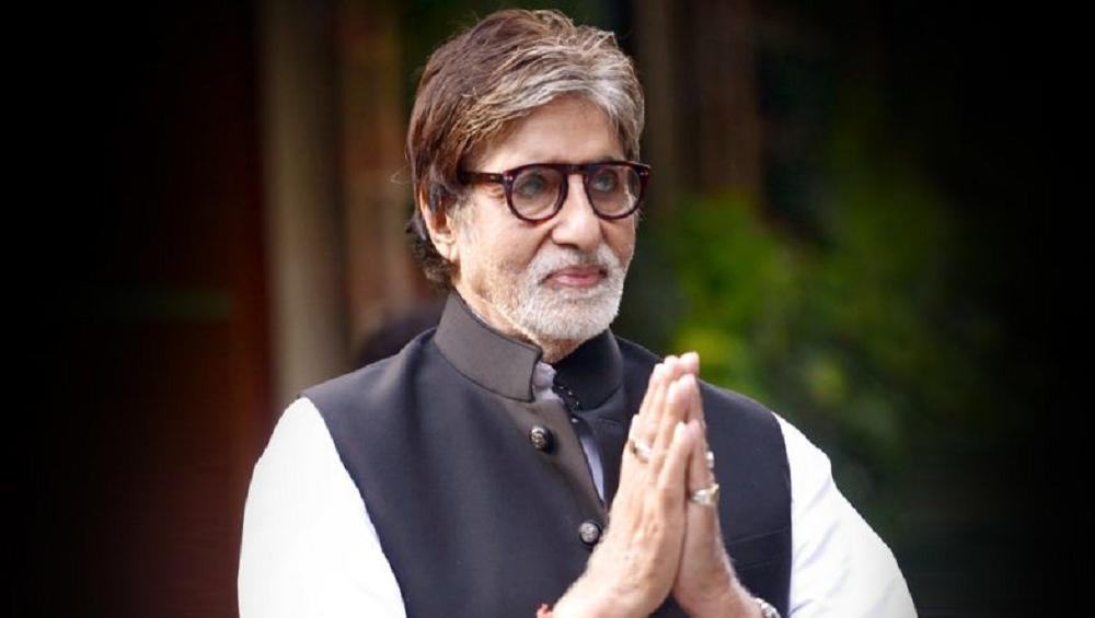 दादासाहेब फाळके पुरस्कार 2019 ची घोषणा झाल्यानंतर अमिताभ बच्चन यांनी खास ट्वीटच्या माध्यमातून मानले चाह्त्यांचे आभार