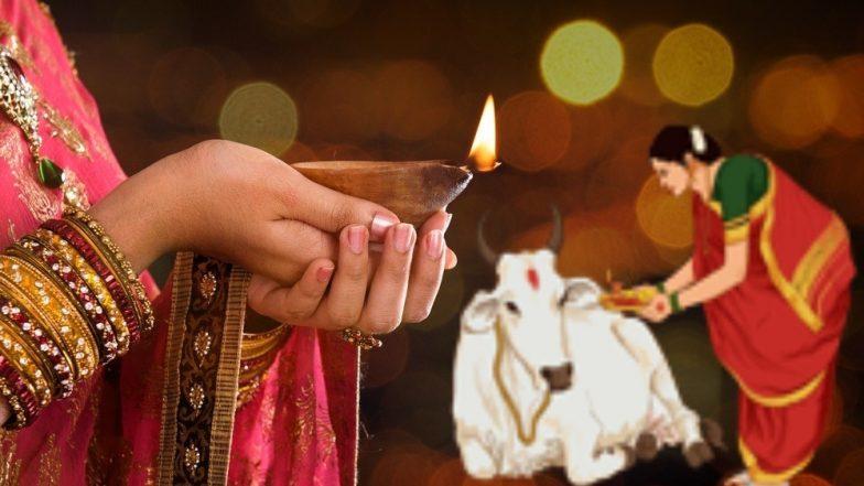 Diwali 2018 : दिवाळी सण, वसुबारस आणि गाईची पूजा