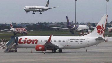लायन एअरवेज विमान अपघात : 188 प्रवाशांसह जकार्ताहून निघालेलं विमान टेक ऑफ़नंतर अवघ्या 13  मिनिटांत कोसळलं