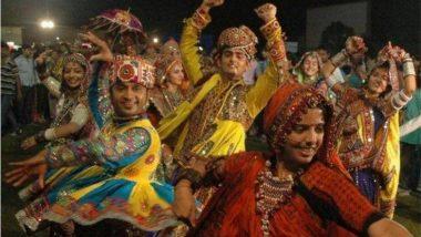 Navratri 2019: गरबा-दांडिया चालणार आज रात्री 12 वाजेपर्यंत; मुंबई पोलिसांनी वाढवली लाऊड स्पीकरची वेळ
