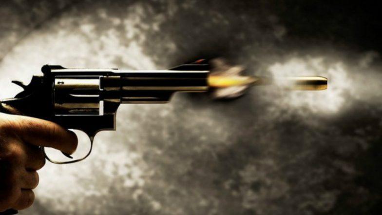 दारु पिण्यास नकार दिल्याने पतीकडून बायकोवर गोळीबार