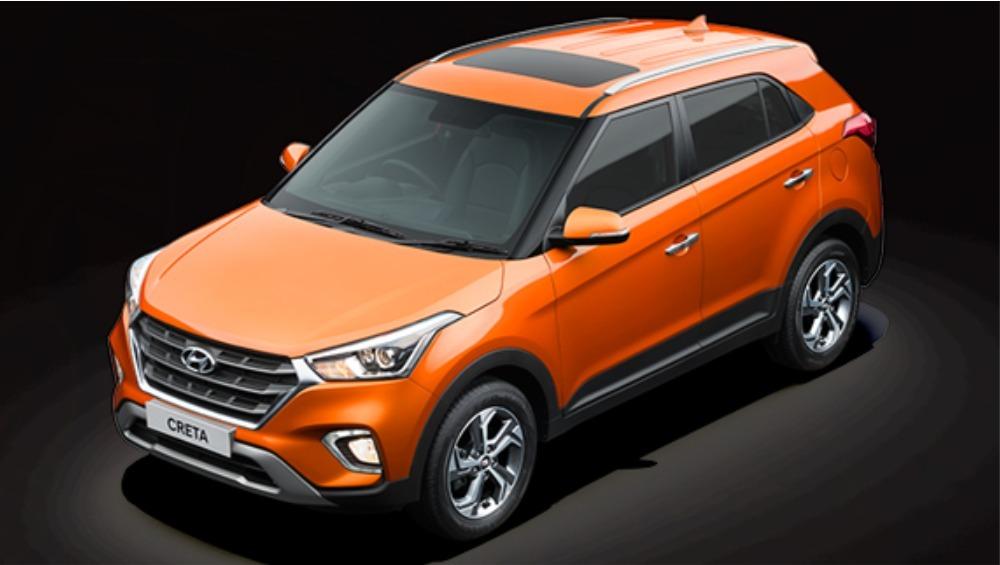 Hyundai Creta डायमंड एडिशनची खास वैशिष्ट्ये