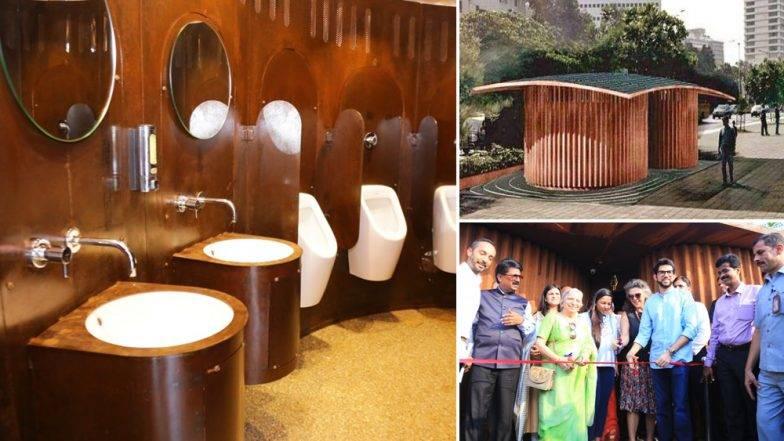 मुंबईमध्ये उभे राहिले तब्बल 90 लाखाचे महागडे शौचालय