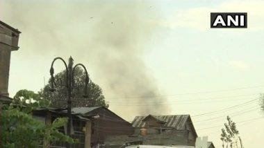 जम्मू-काश्मीर: भारतीय जवानांकडून ३ दहशतवाद्यांना कंठस्नान