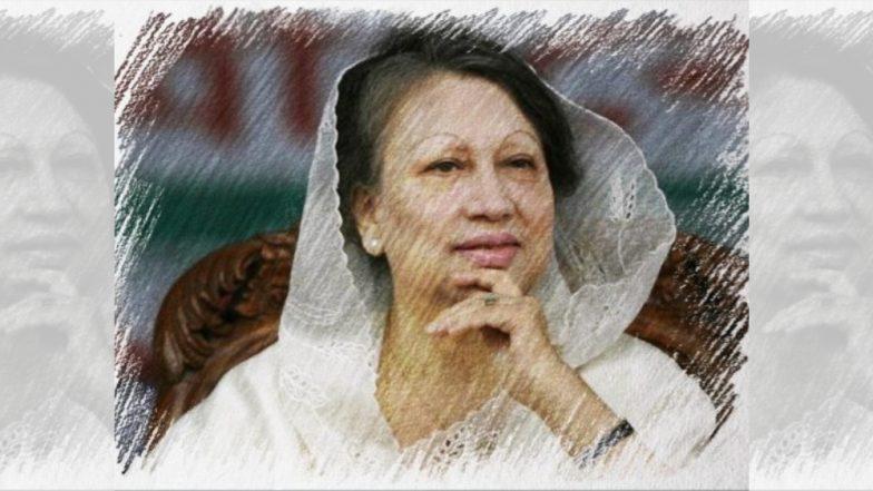 बांग्लादेशच्या माजी पंतप्रधान खालीदा झिया भ्रष्टाचार प्रकरणी दोषी; ७ वर्षे तुरुंगवासाची शिक्षा