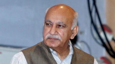 #Metoo : मोदी सरकारमधील पहिली विकेट, एम जे अकबरांचा मंत्रीपदाचा राजीनामा