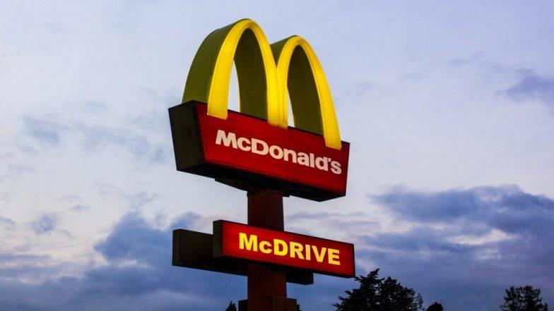 Mcdonaldsच्या सॉसमध्ये आढळले चक्क किडे; व्हिडीओ  व्हायरल