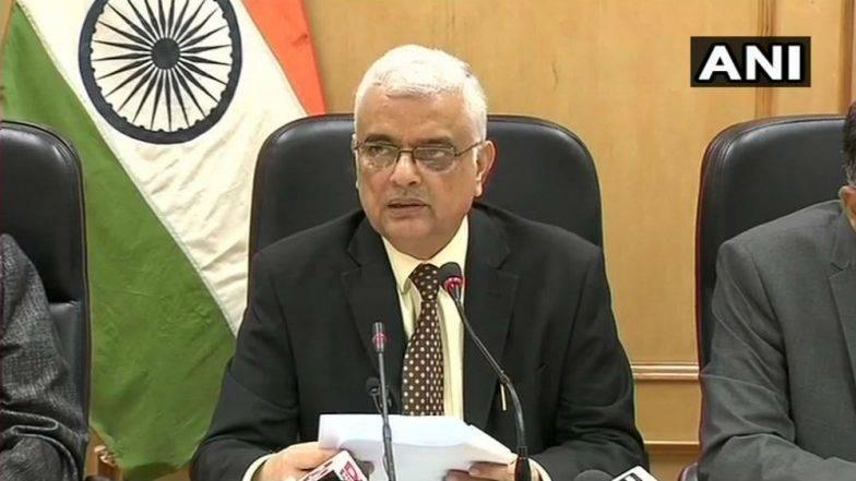 मध्य प्रदेश, राजस्थान सह 5 राज्यांमध्ये निवडणुका जाहीर, 11डिसेंबरला  मतमोजणी