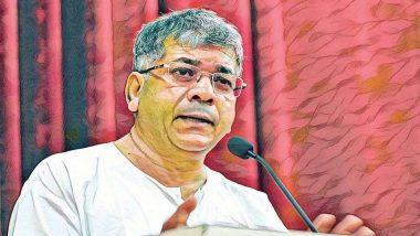 Maharashtra Assembly Elections 2019: वंचित बहुजन आघाडी पक्षाकडून विधानसभा निवडणूकीसाठी उमेदवारांची पहिली यादी जाहीर