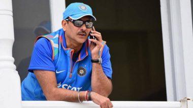 अर्ज केल्यास रवि शास्त्रींची टीम इंडियाच्या मुख्य प्रशिक्षकपदी बनून राहण्याची शक्यता, BCCI अधिकारी
