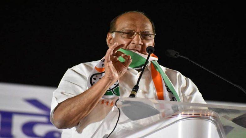 Maharashtra Assembly Elections 2019: विधानसभा निवडणूकीनंतर सत्तेत आल्यास शेतकऱ्यांना सरसकट कर्जमाफी देणार- शरद पवार