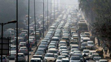 मुंबई मधील वाहतूक कोंडी जागतिक स्तरावर अव्वल, दिल्ली चौथ्या क्रमांकावर