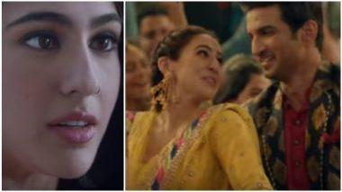 Kedarnath teaser : अंगावर शहारे आणणाऱ्या सारा खानच्या 'केदारनाथ'चा टीजर प्रदर्शित