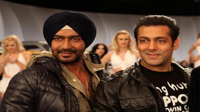 अजय देवगणच्या चित्रपटात सलमान खान दिसणार 'या' खास भूमिकेत