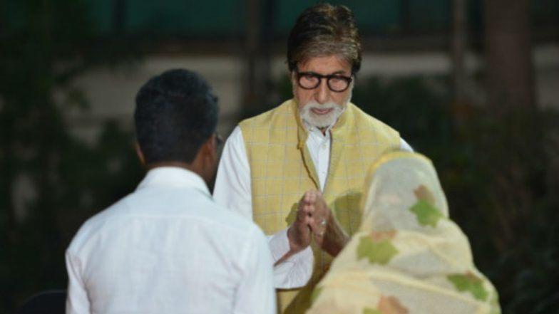 अमिताभ बच्चनकडून 5.5 कोटींचे अर्थसहाय्य; फेडणार तब्बल 850 शेतकऱ्यांचे कर्ज