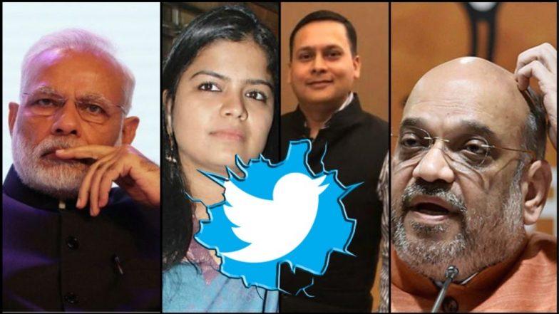 ट्विटरची 'ब्ल्यू टीक' सांगा कोणाची? भाजपतील महाजन विरुद्ध मालवीय वाद मोदी, शाहांच्या कोर्टात