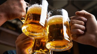 वेदना होत असल्यास पॅरासिटामॉल पेक्षा अधिक उपयुक्त बिअर