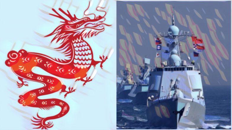 भारतासाठी धोक्याचे संकेत, चीन समुद्रात पसरतोय लष्करी हातपाय