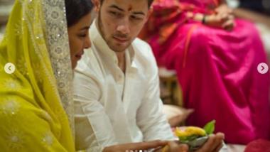 प्रियांका चोप्रा - निक जोनासच्या लग्नाची तारीख ठरली ! जोधपूरला पार पडणार शाही सोहळा